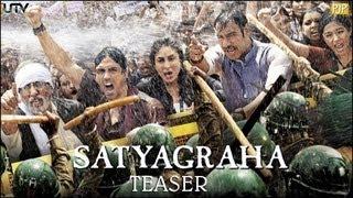Satyagraha Official Teaser