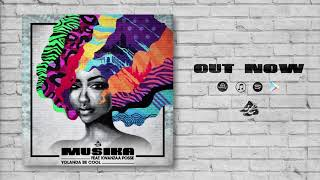 Yolanda Be Cool - Musika (Feat. Kwanzaa Posse) (Audio)