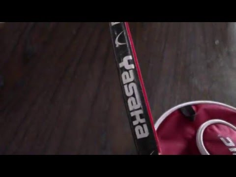 Yasaka Mark V Racket Review