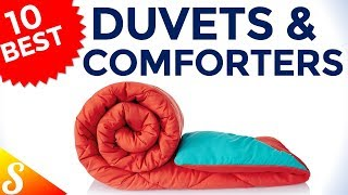 10 Best Duvets & Comforters - Bedding and Linen in India with Price
