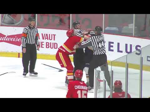 William Veillette vs. Marc-Antoine Mercier