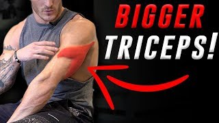 4 Dumbbell Exercises for Bigger Triceps