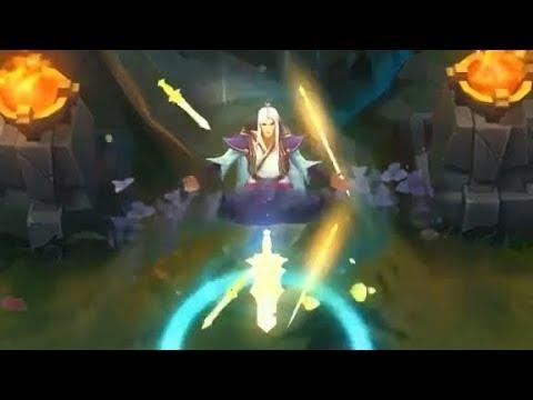 新劍俠造型 小龍女 伊瑞莉雅   vs 楊過 塔隆