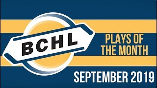 Plays of the Month – September 2019