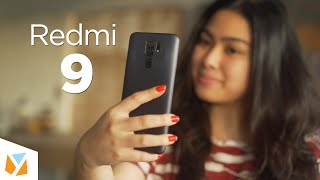 Xiaomi Redmi 9 Unboxing and Hands-on