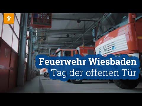 Tag der offenen Tür Feuerwehr Wiesbaden