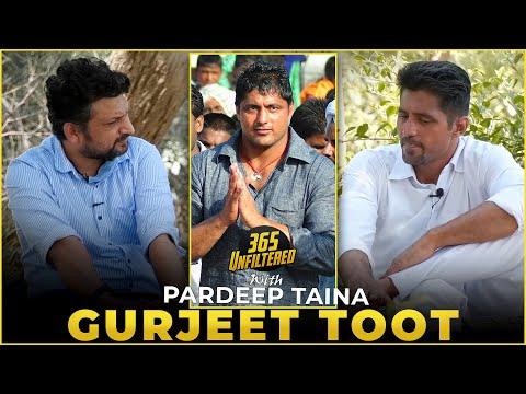 Meet Gurjeet Toot | Retired Kabaddi Player | 365 Unfiltered With Pardeep Taina | Kabaddi365