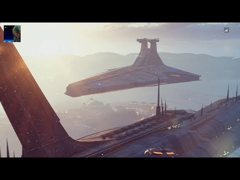 Star Wars Battlefront II - Capital Supremacy Gameplay (No Commentary)