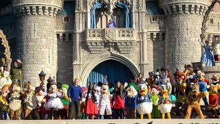90 Disney Characters For Mickey Mouses 90th Birthday!