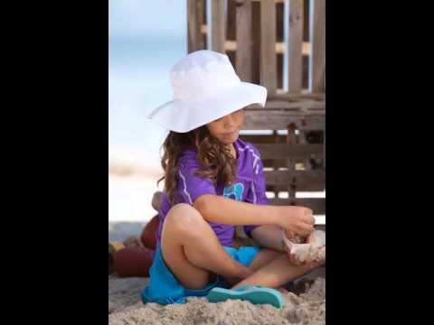 Sonnenschutzkleidung, Sonnenhüte und UV Schutz Bademode