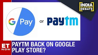 Paytm vs Google Fight Escalates | Arvind Gupta On India Development Debate - Download this Video in MP3, M4A, WEBM, MP4, 3GP