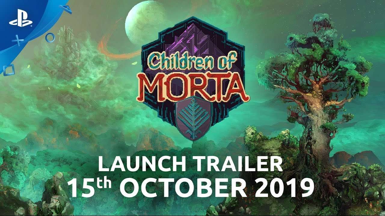 Designing Story For A Non-Linear World in Children of Morta, Out Tomorrow