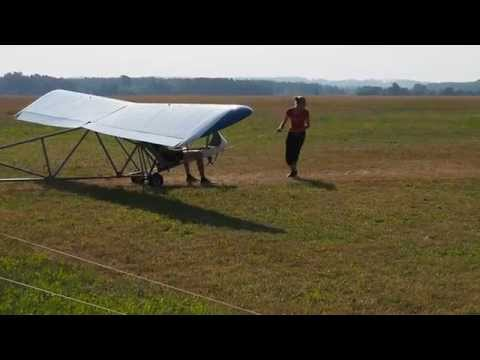How to learn flying gliders at the age of 10? Part 2.