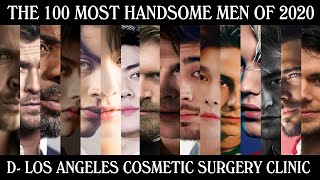 The 100 Most Handsome Men of 2020