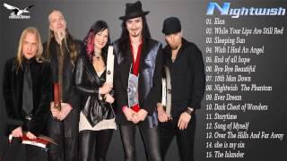 Nightwish Greatest Hits Full Album - Nightwish Pparhaat Laulut