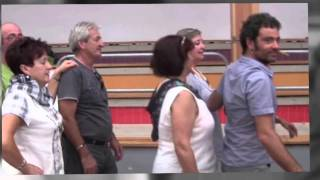 preview picture of video 'Aezkoako Eguna - Garralda 2012'