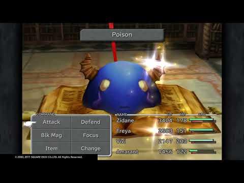 Download Final Fantasy Ix Tantarian Optional Boss Video 3GP