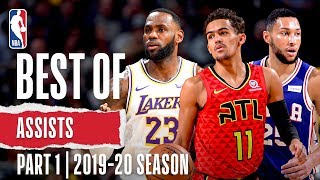 Best of Assists | Part 1 | 2019-20 NBA Season