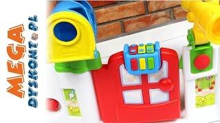 Little Tikes - Zabaw Maluszka w Interaktywnym Centrum Zabaw! / Play with Baby in Activity Garden!
