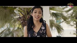Santwana Malakar Finalist Miss Nepal 2019 Introduction Video