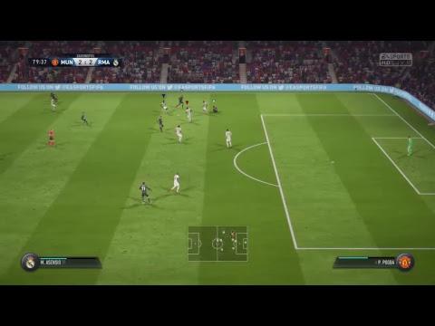 FIFA 18|| Koop-Saisons im Manchester UTD Trainingsanzug