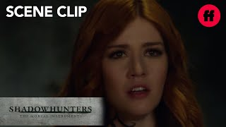 Shadowhunters | Season 2, Episode 11: Clary, I'm Not Your Brother | Freeform