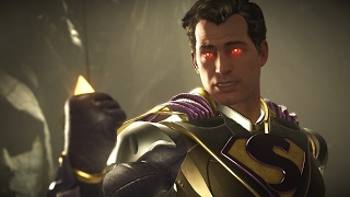 13 Minutes of Injustice 2 Multiverse Gameplay (1080p 60fps)