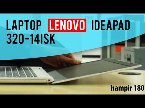 Unboxing LAPTOP LENOVO IDEAPAD 320-14ISK Stylist & Harga Terjangkau 5jutaan