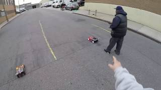 RC Drag Racing -