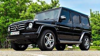 Самый правильный Гелик: G55 AMG в стоке Mercedes-Benz