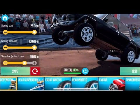 CarX Drift Racing 2 — Hydraulic LowRider Hop Build / HUGE