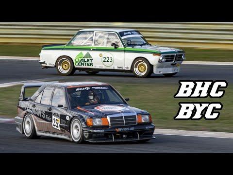 964 cup, RX-3, Delta, GT40, 190e, Civic, Primera BTCC, E30,  - Youngtimer & Historic RACE 1 2019