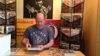 Vlog 6 - Current Marvel Key Books