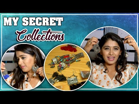 Chandni Bhagwanani REVEALS Her Earring Collection