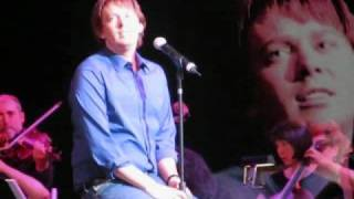 Clay Aiken - Sorry Seems To Be The Hardest Word  -   Subtitu