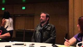 Mark Sheppard Interview - TVForTheRestOfUs