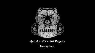 Highlights Grizzlys VS Pagesos