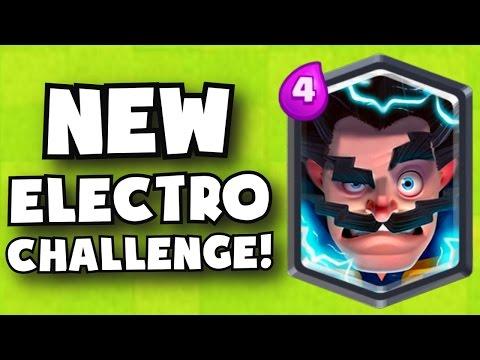 level 1 unlocks electro wizard clash royale