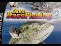 Classic Game Room Sega Bass Fishing 2 Review For Sega D