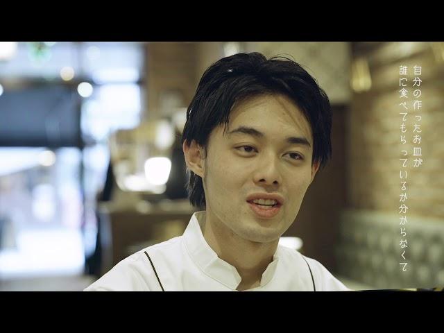 東京食彩株式会社リクルートムービー【キッチン編】