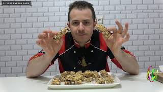 Energy Bar Recipe How To Make Healthy Energy Bars At Home