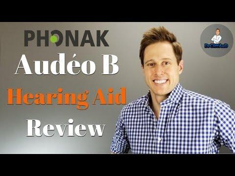 Phonak Audeo B Review – Hearing Aid Reviews