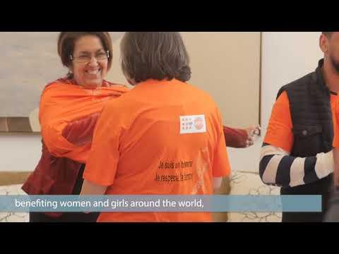 UNFPA Algeria et Ambassade du Canada en Algérie - NON à la violence faite aux femmes et aux filles