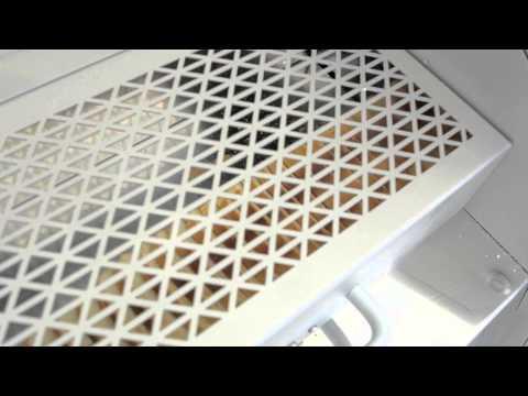 video 1, Trancheuse réglable  à pain 450mm