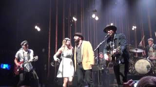 """Needtobreathe & Drew Holcomb and the Neighbors- """"Stand By Me"""" (Cover)- Knoxville, TN- 4/4/13"""