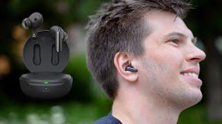 LG TONE Free DFP8: BluetoothKopfhörer mit UVnano-Technologie (Review)
