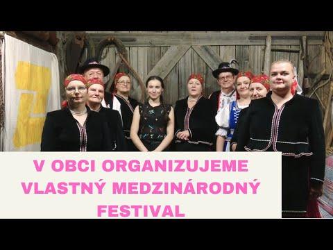 FOLKLÓR NA ZEMPLÍNE<br />Folklórna spevácka skupina Čemerňanka