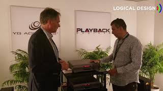 Playback Designs Munich 2018