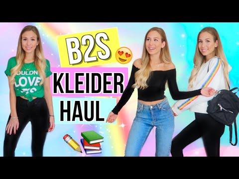 BACK TO SCHOOL KLEIDER HAUL 👗 MONKI Try-on Haul 2018 - Cali Kessy