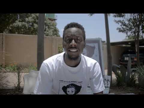 Climate Change Public Engagement Award winner Mwelwa Musonko